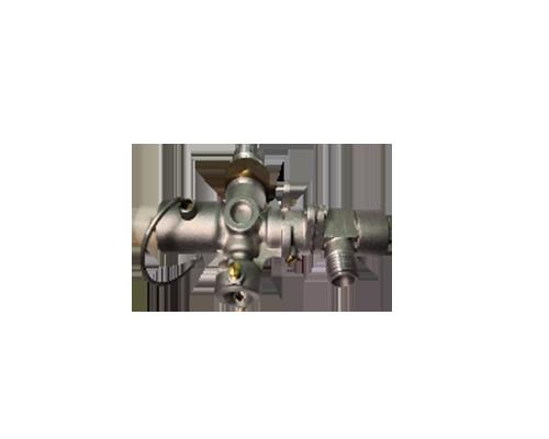 Junkers Valvula de gas termoelectrica COD 360900142
