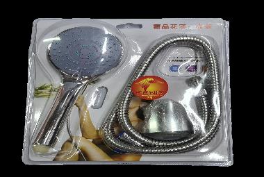 Conjunto mango de ducha con flexible COD 360930002