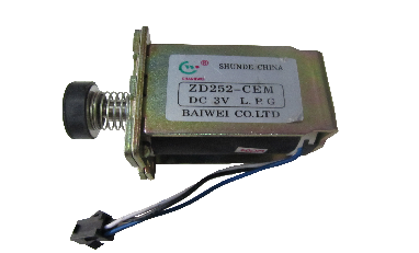 Splendid Mademsa Junkers Neckar Trotter Electrovalvúla ZD 252 COD 360901262